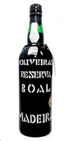 D'oliveira Madeira Boal 750ml