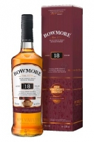 Bowmore Scotch Single Malt 18 Year Manzanilla Cask The Vintner's Trilogy 750ml