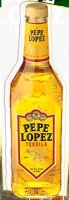 Pepe Lopez Tequila Gold 750ml