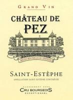 Chateau De Pez St. Estephe 750ml