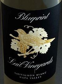 Lail Vineyards Sauvignon Blanc Blueprint 750ml