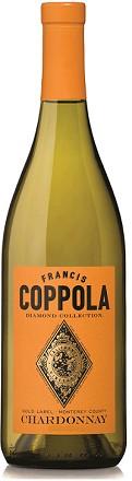 Francis Ford Coppola Diamond Collection Chardonnay Gold Label 750ml