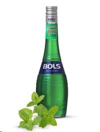 Bols Liqueur Peppermint Green 1L
