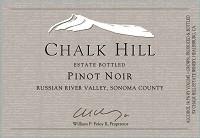Chalk Hill Pinot Noir Sonoma Coast 750ml