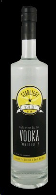 Starlight Distillery Vodka 750ml