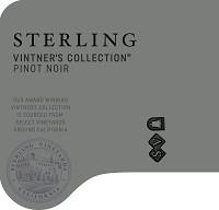Sterling Vineyards Pinot Noir Vintner's Collection 750ml