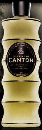 Domaine De Canton Ginger Liqueur 375ml