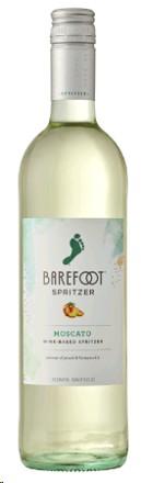 Barefoot Moscato Spritzer 750ml