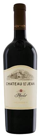 Chateau St Jean Merlot California 750ml