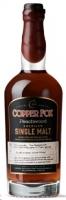 Copper Fox Whiskey Single Malt Peachwood 750ml