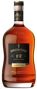 Appleton Estate Rum 12 Year Rare Casks 750ml