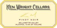 Ken Wright Pinot Noir Willamette Valley 750ml