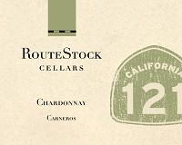 Routestock Chardonnay Route 121 750ml