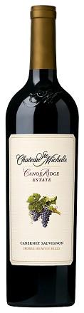 Chateau Ste. Michelle Cabernet Sauvignon Canoe Ridge Estate 750ml