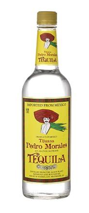 Pedro Morales Tequila White 1L