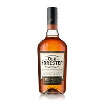 Old Forester Bourbon Signature 100 Proof