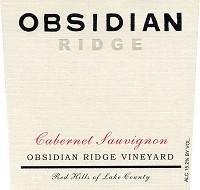 Obsidian Ridge Cabernet Sauvignon 750ml