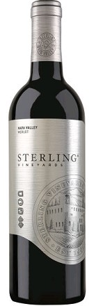Sterling Vineyards Merlot Napa Valley 750ml