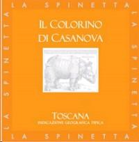 La Spinetta Il Colorino Di Casanova 750ml
