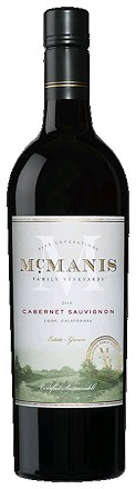 Mcmanis Cabernet Sauvignon 750ml