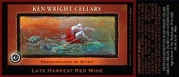 Ken Wright Late Harvest Red 500ml