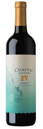 Bv Coastal Estates Merlot 750ml