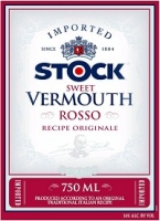 Stock Vermouth Rosso 750ml
