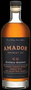 Amador Whiskey Bourbon Double Barrel 750ml