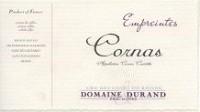Domaine Durand Cornas Empreintes 750ml