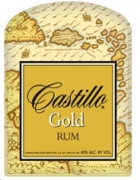 Castillo Rum Gold 1L
