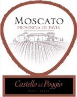 Castello Del Poggio Moscato 750ml