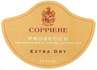 Coppiere Prosecco Extra Dry 750ml