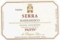 Paitin Barbaresco Serra 750ml