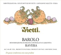Vietti Barolo Ravera 5L