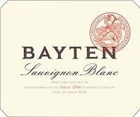 Bayten Sauvignon Blanc 750ml