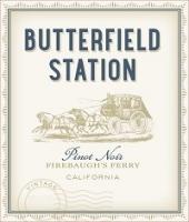 Butterfield Station Pinot Noir Firebaugh's Ferry 750ml