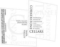Cornerstone Cellars Sauvignon Blanc 750ml