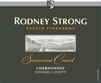 Rodney Strong Chardonnay Sonoma Coast 750ml