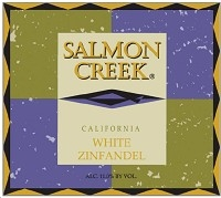 Salmon Creek White Zinfandel 750ml