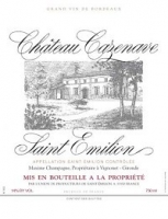 Chateau Cazenave Saint Emilion 750ml