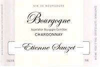 Etienne Sauzet Bourgogne Blanc