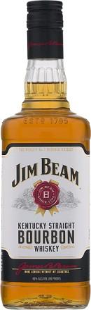 Jim Beam Bourbon 1L
