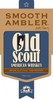 Smooth Ambler American Whiskey Old Scout 750ml