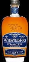 Whistlepig Rye Whiskey 15 Year Vermont Oak Finish
