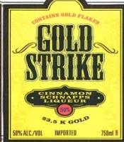Bols Schnapps Cinnamon Gold Strike 1L