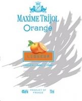 Maxime Trijol Liqueur Orange 750ml