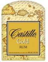 Castillo Rum Gold 750ml