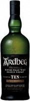 Ardbeg Scotch Single Malt 10 Year 750ml