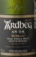 Ardbeg Scotch Single Malt An Oa 750ml