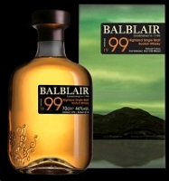 Balblair Scotch Single Malt 1999 750ml